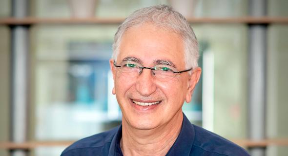 Lior Hanukah, CEO of hiCenter. Photo: Sharon Buchbinder