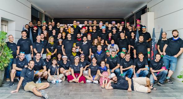 The OwnBackup Team. Photo: Buxa Photography