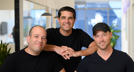 Jifiti co-founders. Photo: Jifiti