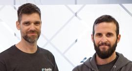 Fieldin founders, Boaz Bachar (left) and Iftach Briger. Photo: Fieldin