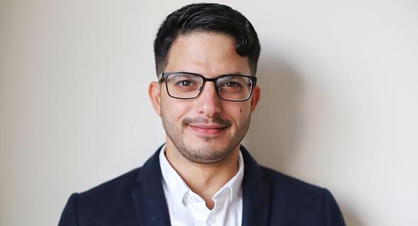 Cyfluencer founder Yoel Israel. Photo: Dara Israel