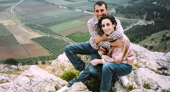 The couple founded the company in their youth (pictured). Photo: Courtesy of Younis family