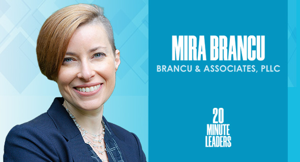 Mira Brancu, founder and CEO of Brancu & Associates. Photo: Mira Brancu/Brancu & Associates