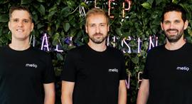 Melio co-founders. Photo: Roei Shur