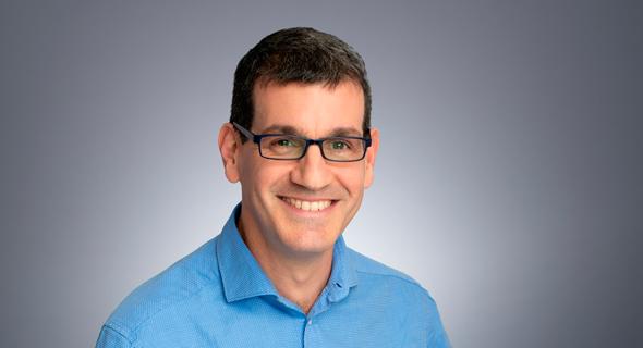 Yaron Lavie of Earnix. Photo: David Grob