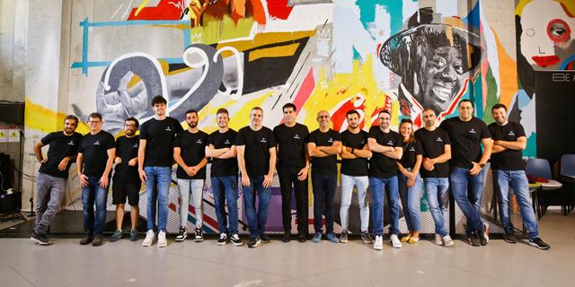Neosec team. Photo: Neosec