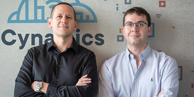 Cynamics raises $7 million led by Marius Nacht