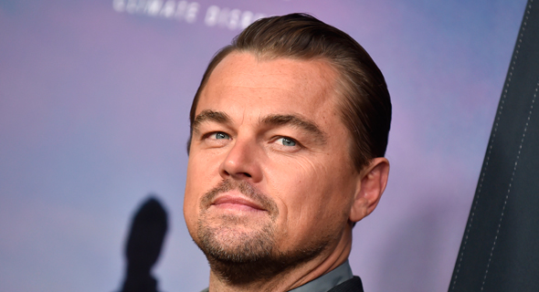 Hollywood actor Leonardo DiCaprio is investing in Aleph Farms. Photo: Shutterstock