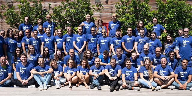Panorays employees. Photo: Roee Shur
