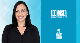 Lee Moser, managing partner and founder of AnD Ventures. Photo: AnD Ventures