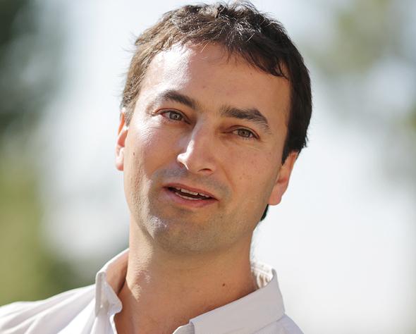 Akiva Armon, co-founder and CEO of Wisesight Technologies. Photo: Wisesight