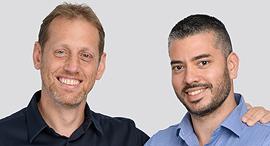 Navina co-founders Shay Perera and Ronen Lavi. Photo: David Garb
