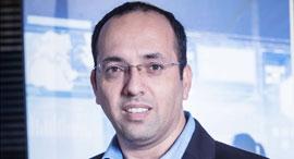 Aidoc's Director of Cybersecurity, Yuval Segev. Photo: Oded Karni
