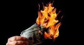 דולר שרוף, שאטרסטוק