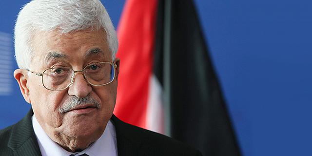 """יו""""ר הרשות הפלסטינית מחמוד עבאס אבו מאזן"""