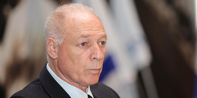 """אמנון נויבך יו""""ר הבורסה לניירות ערך, צילום: אוראל כהן"""