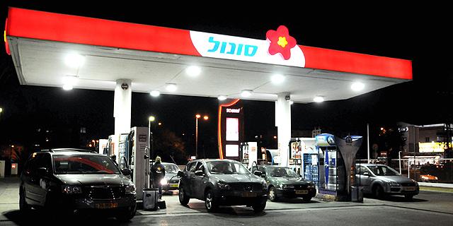 תחנת דלק של סונול, צילום: דורון גולן