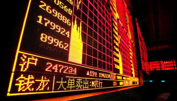 בורסות אסיה בורסת סין בורסת שנגחאי