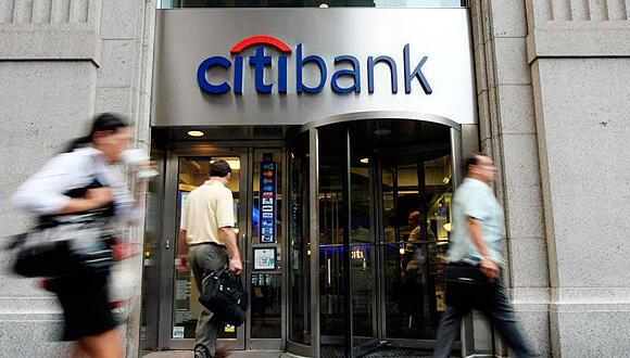 סיטי בנק , צילום: בלומברג