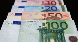 יורו אירו כסף שטר שטרות אירופה מטבע חוץ