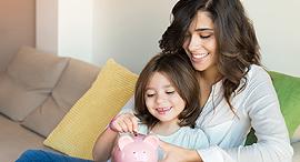 מגזין נשים 8.3.17 חיסכון חסכון פנסיה ילד ילדים