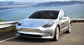 טסלה 3, צילום: Tesla