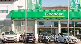 חברת השכרת הרכב יורופקאר EUROPCAR