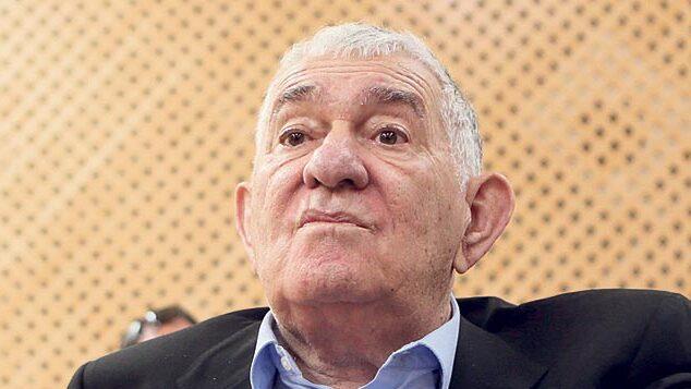 צבי בר, ראש עיריית רמת גן לשעבר, צילום: אלכס קולומויסקי