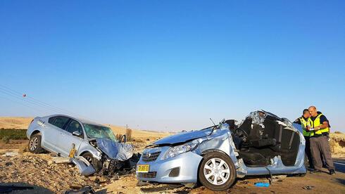תאונת דרכים, צילום: רועי עידן