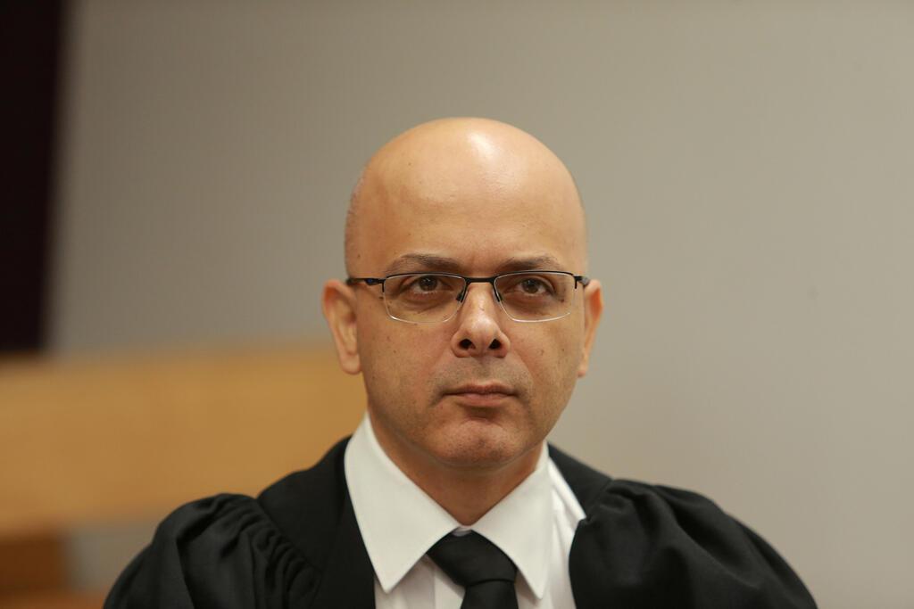 מאור אבן חן סגן מנהל המחלקה הכלכלית בפרקליטות המדינה