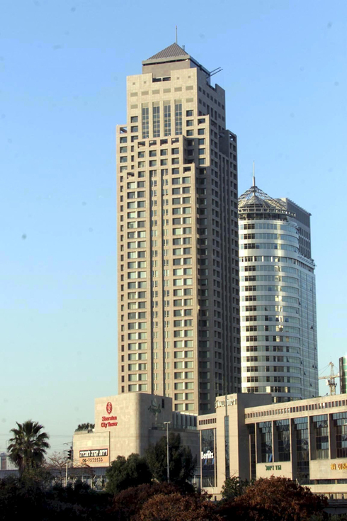 מגדל סיטי טאואר, צילום: מיכאלקרמר