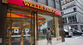 בנק וולס פארגו ניו יורק  Wells Fargo