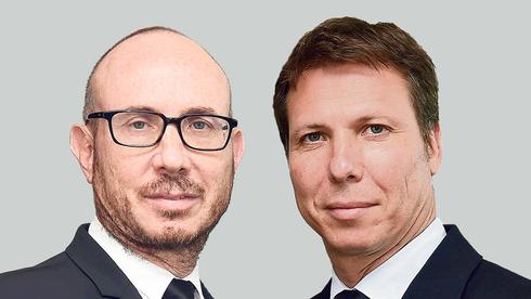 מימין: מייקי ודני זלקינד, צילומים: ישראל הררי
