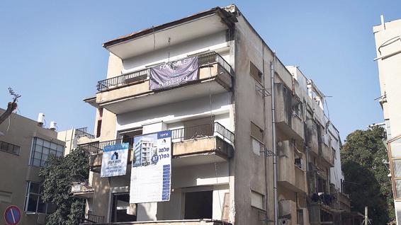 """רחוב שלמה המלך בת""""א, צילום: אוראל כהן"""