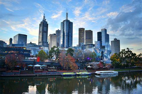מלבורן, אוסטרליה, צילום: justalf/Pixabay