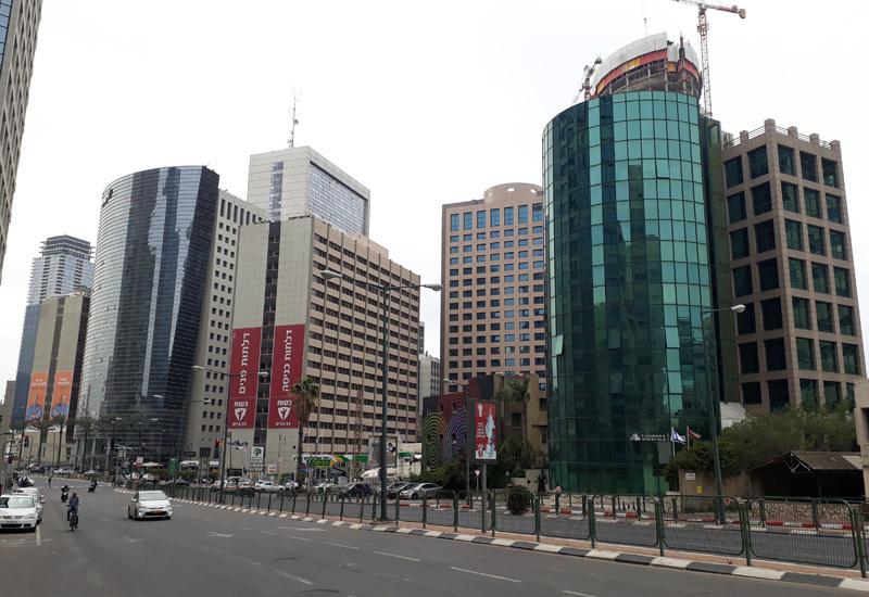 בנייני משרדים ברמת גן זירת הנדלן
