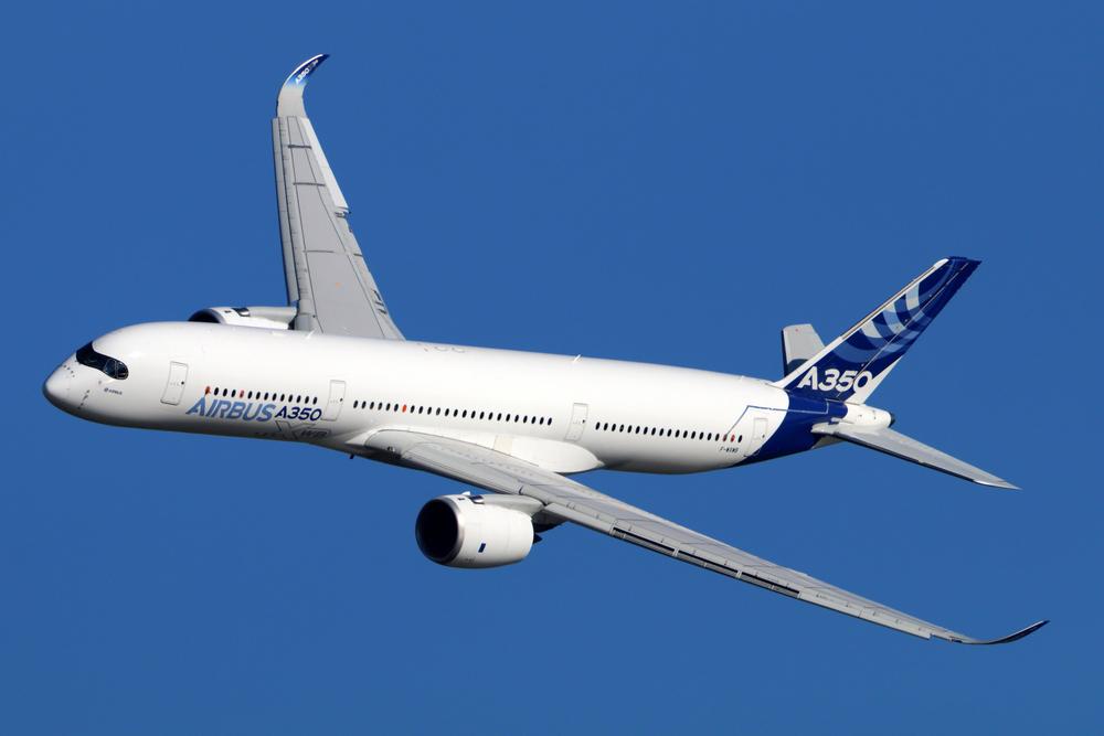 איירבוס A350 מטוס נוסעים