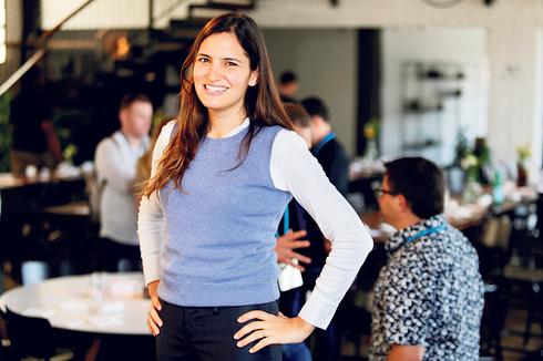 לירון עזריאלנט, שותפה-מנהלת בקרן, צילום: עמית שעל