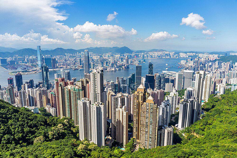 הונג קונג סין המדינות העשירות 2018