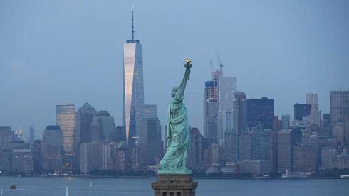 פסל החירות, ניו יורק, צילום: AFP
