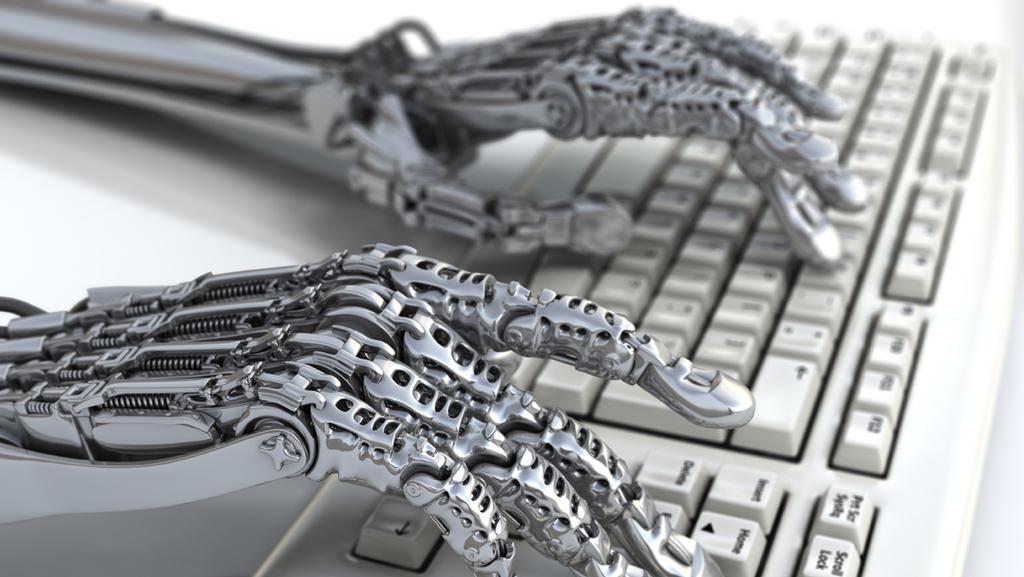 בוט רובוט בינה מלאכותית
