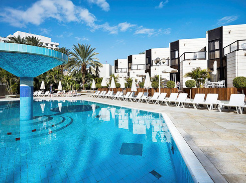 מלון ישרוטל ריביירה קלאב באילת, צילום: ישרוטל