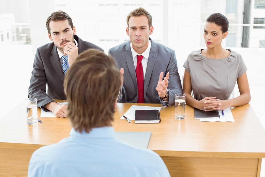 ראיון עבודה תפקיד מנהלים מועמד
