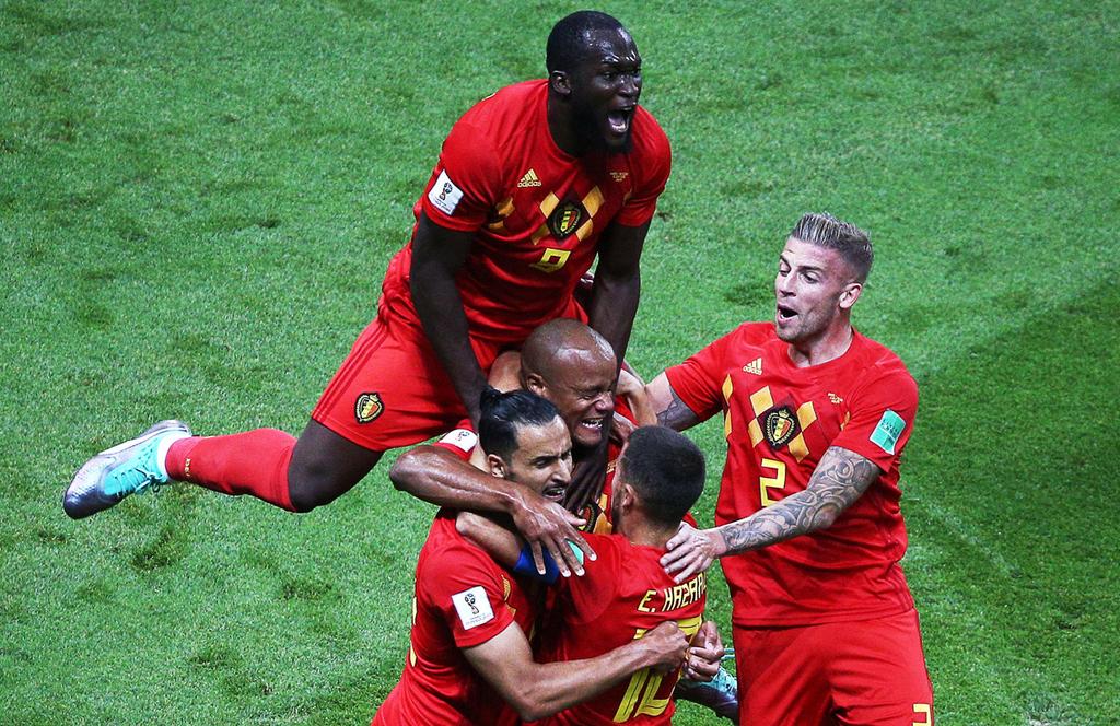 שחקני נבחרת בלגיה