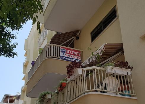 התוכנית של האוצר: כל בעל דירה להשקעה ידווח על הכנסותיו מדמי שכירות