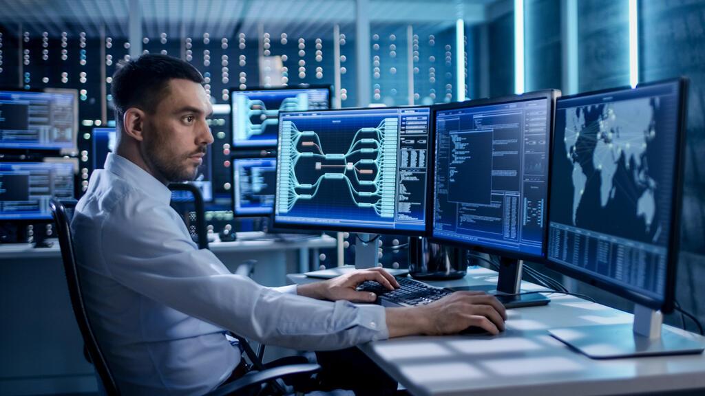 מתכנת IT דאטה ניטור אבטחת מידע