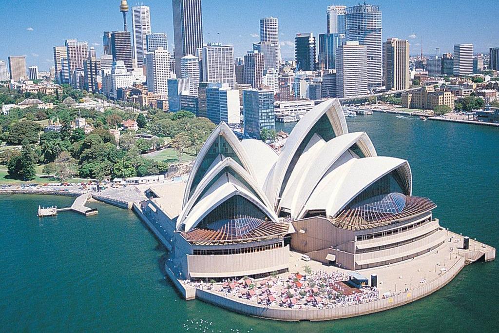 סידני אוסטרליה בית האופרה Airbnb
