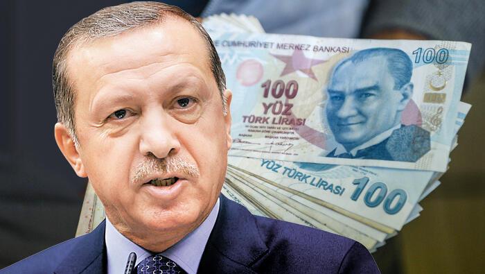 שליט כל יכול: ארדואן שוב הרעיד את הלירה הטורקית