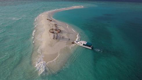 האיים המלדיביים, צילום: Sovena