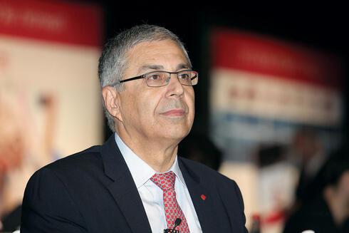 """ציון קינן, לשעבר מנכ""""ל בנק הפועלים, צילום: אוראל כהן"""